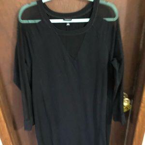 Sweatshirt dress 👗